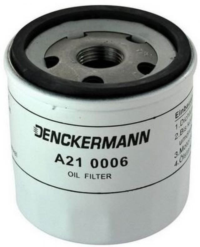 Olejový filter DENCKERMANN A210006 EAN: 5901225705891