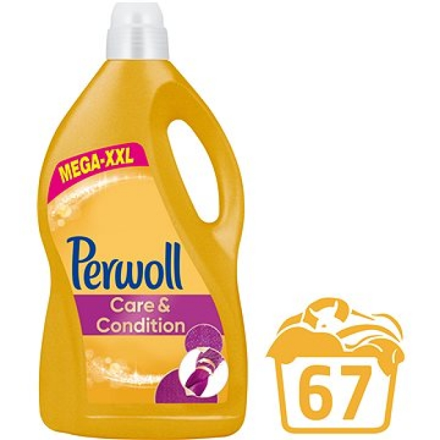 PERWOLL Care & Condition 4,05 l (67 praní) (9000101328509)